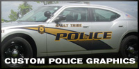 Custom Police Graphics