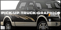Pick-Up Truck Graphics