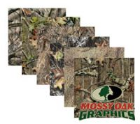 Mossy Oak 48 inch Wide Camo Sheet