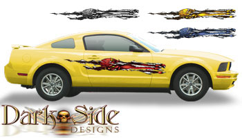 Cars Graphics Design