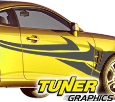 Tune-22 Custom Car Graphics by Tuner Graphics