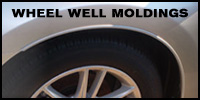Wheel Well Moldings